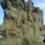 памятник воинам Аджимушкая
