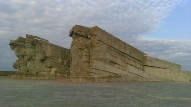 мемориальный комплекс Аджимушкая